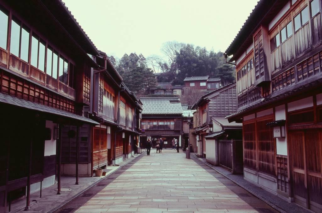 walkable cities japan