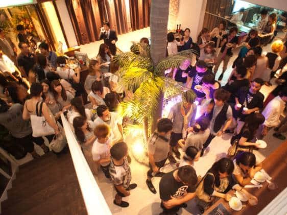 Kobe International Party