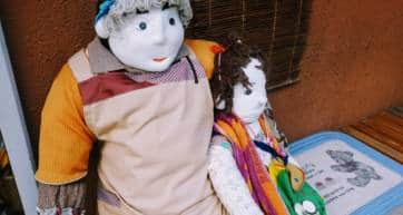 Nagoro Village Scarecrows