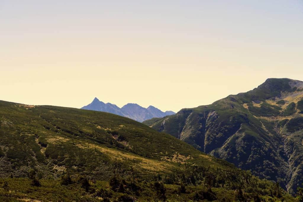 View from Kumonodaira