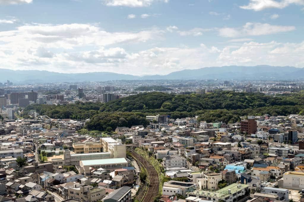 Osaka kofun